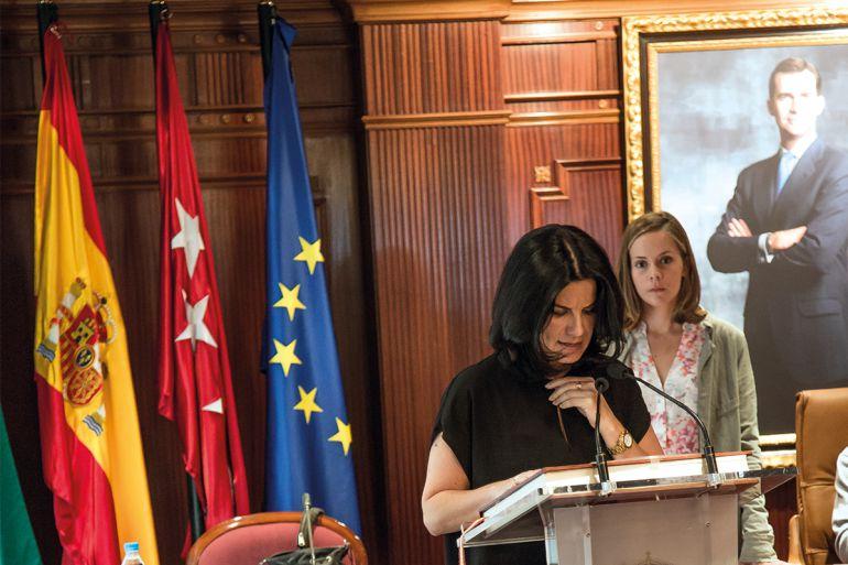 """Vox pide que José Jover se someta a una moción de confianza: María Ruiz: """"El PP no asume que gobierna en minoría"""""""