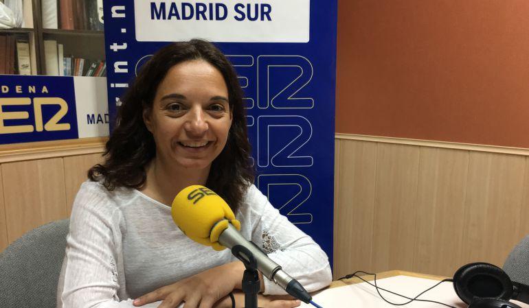 Sara Hernández (PSOE), alcaldesa de Getafe