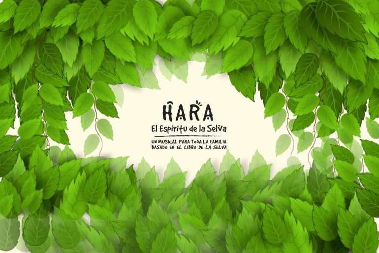 El espíritu de la selva llega Málaga con 'Hara': El espíritu de la selva llega a Málaga con 'Hara'