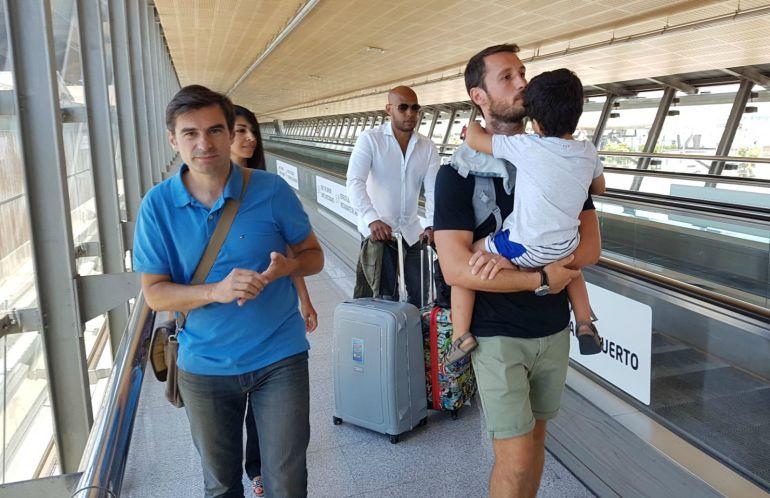 El defensa Paul Baysse ya está en Málaga