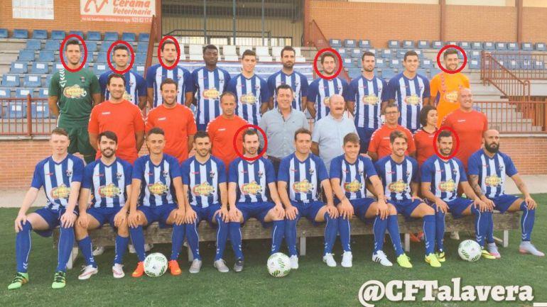 Talavera temporada 2016-17