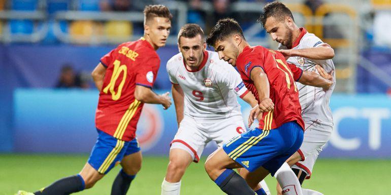 La selección española Sub-21 jugará en Toledo el próximo 1 de septiembre