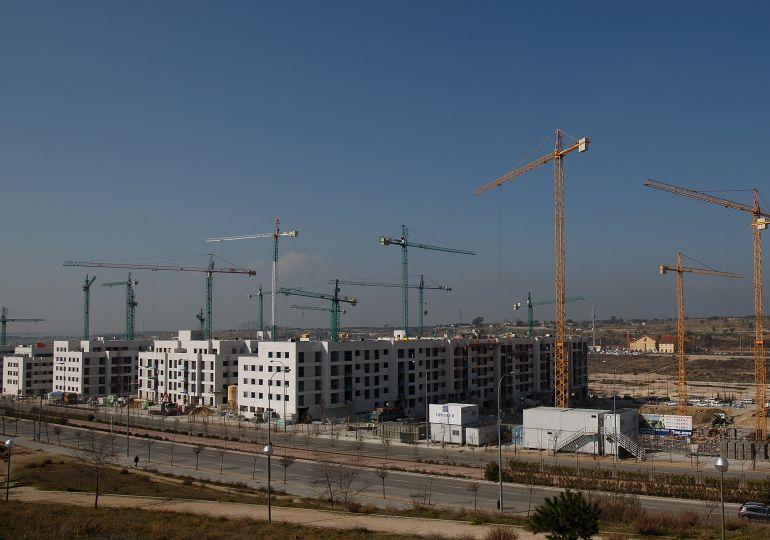 Creix un 57% l'obra nova d'habitatges