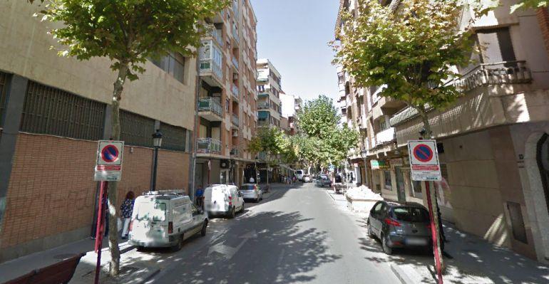 La calle Octavio Cuartero estará ocupada todo el día