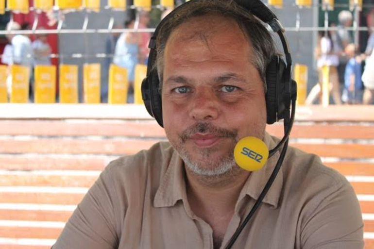 Víctor Domínguez, concejal de Medio Ambiente y Limpieza del Ayuntamiento de Alicante