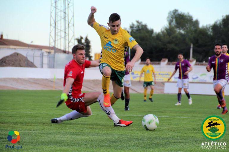 David Sevilla y Gese abandonan el Atlético Tomelloso