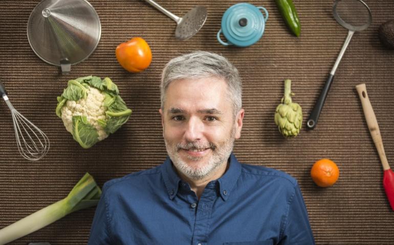 Mikel López Iturriaga es periodista gastronómico y creador de 'El Comidista'