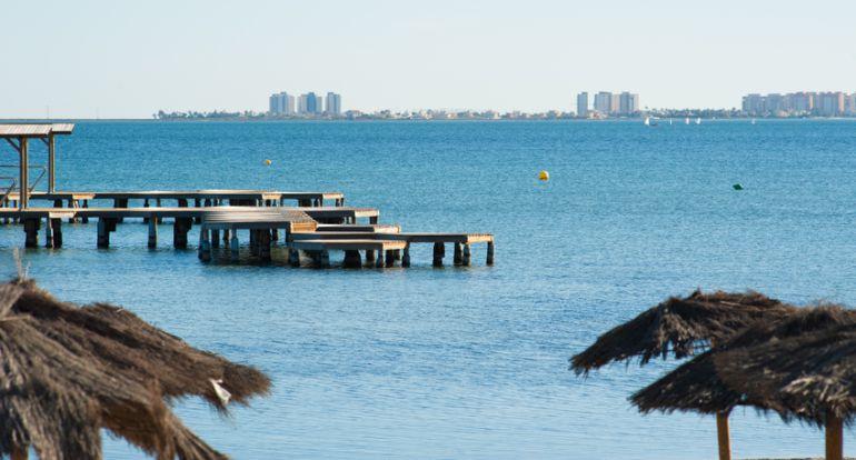 Bajan un 6 % las reservas en alojamientos turísticos del Mar Menor