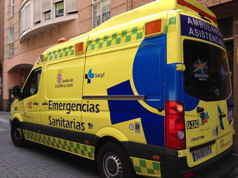 Palencia tendrá una segunda ambulancia funcionando las 24 horas a partir del 1 de julio