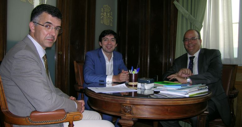 Palencia tiene nuevo jefe de la Unidad de Carreteras del Estado