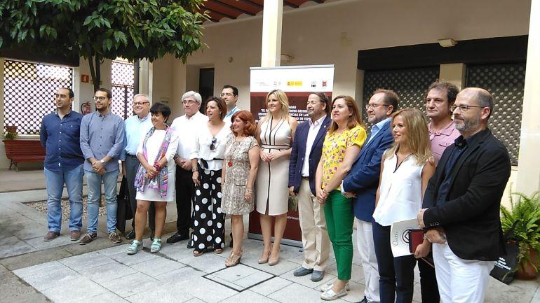Reunión de trabajo del Grupo de Ciudades Patrimonio de la Humanidad de España en Úbeda