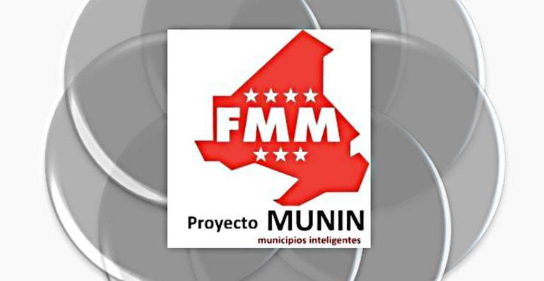 Logotipo del Proyecto Munin, Municipios Inteligentes