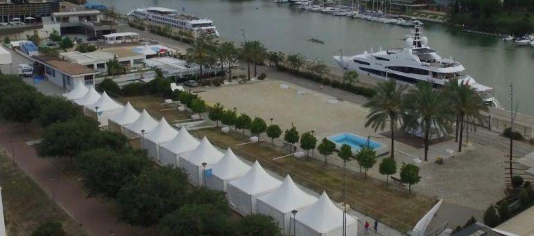 Sevilla tendrá playa, gratis, a partir de mañana