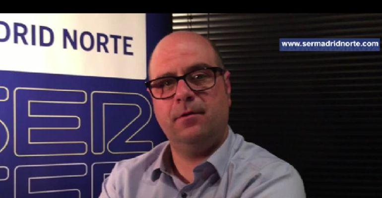 Juan Bautista, concejal de IU en el ayuntamiento de Alcobendas
