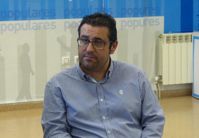 """Algaba: """"Los PGE son muy positivos porque incluyen grandes inversiones para la provincia de Cuenca"""""""