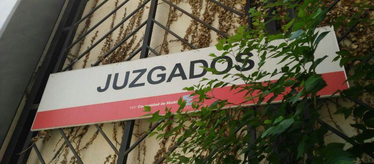 Juzgados de Violencia sobre la Mujer, en la calle de Manuel Tovarra número 6 de la capital.