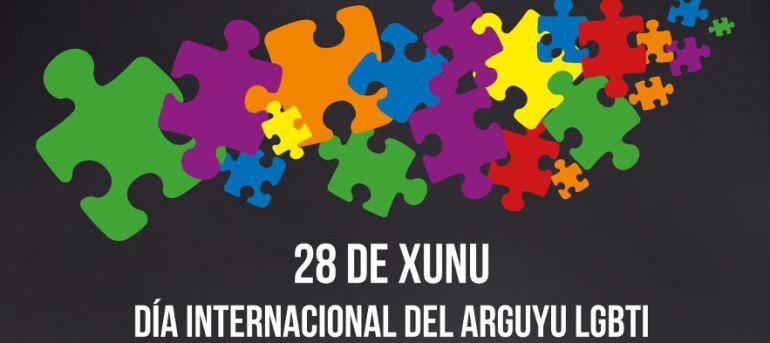 Cartel del Ayuntamiento de Oviedo anunciando la fiesta