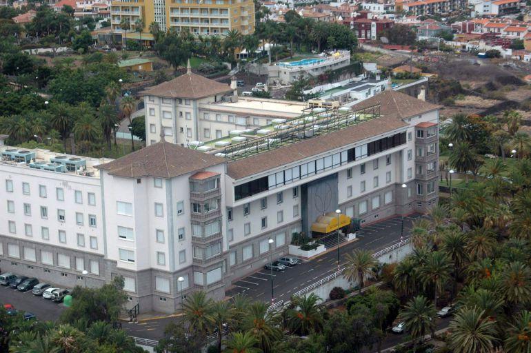 El cabildo de tenerife sacar a concurso el arrendamiento - Hoteles baratos en el puerto de la cruz ...