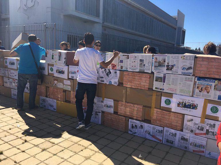 El Polígono Sur se moviliza y reclama la aplicación del Plan Integral