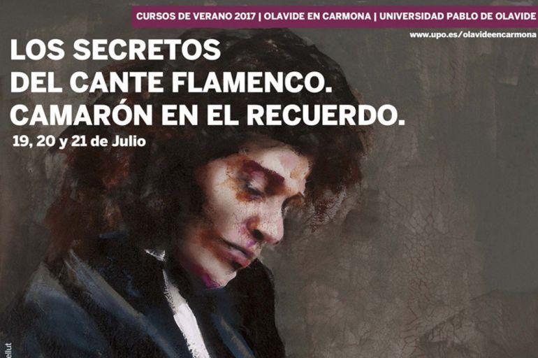 Camarón y el cante, protagonistas del curso de flamenco en la sede de la UPO en Carmona