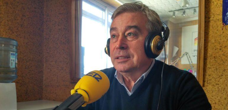 José Manuel Barreiro, portavoz del PP en el Senado, en Radio Lugo - Cadena SER