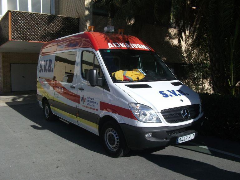 SUCESOS: Un vehículo atropella a un hombre de 72 años en Borriana