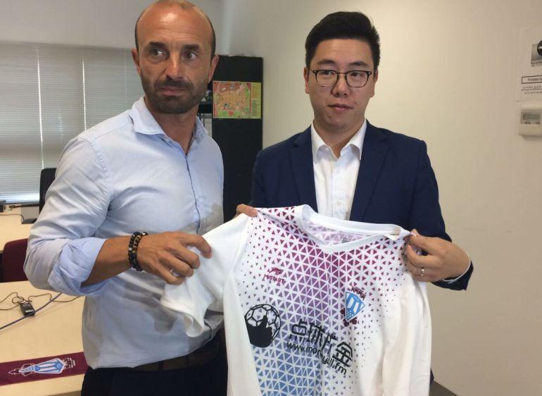 El Jumilla resurge con Li Xiang al mando y Ángel Cuéllar como entrenador
