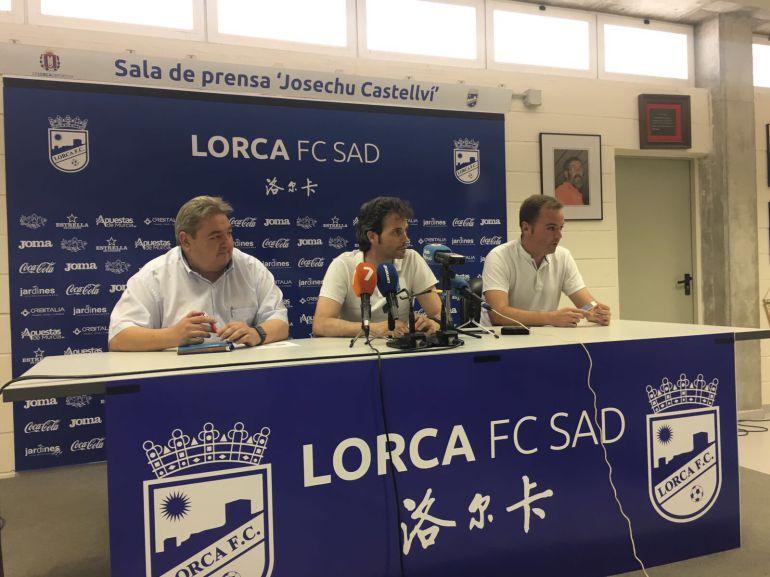 El Lorca FC confirma la incorporación del portero Jaume Valens, ex del Real Mallorca