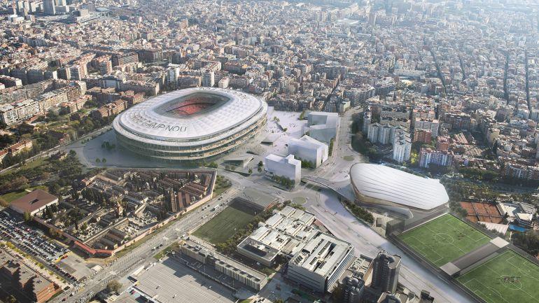 """Moix: """"Messi jugarà al nou Camp Nou"""""""