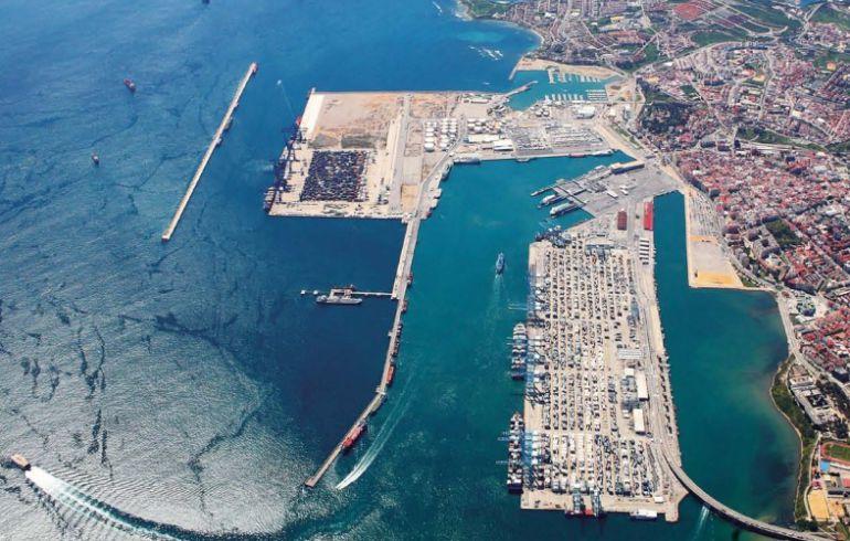 El puerto de algeciras un pilar fundamental para la econom a y el empleo del campo de gibraltar - Puerto de algeciras hoy ...