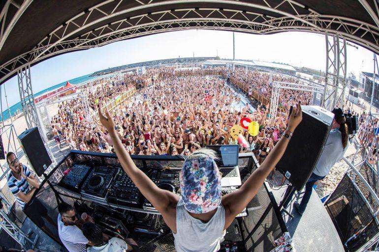 El Arenal Sound fue el festival nacional con más asistentes en 2016