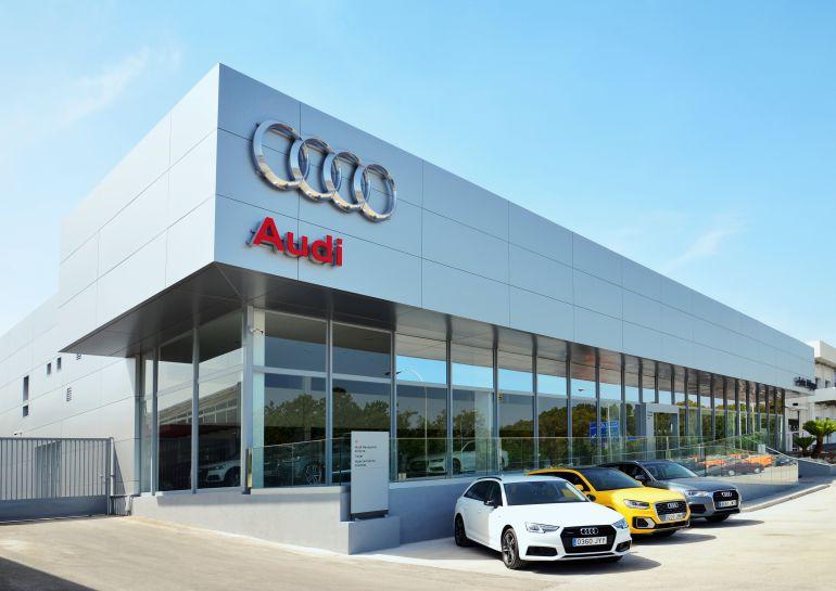 Todo un Universo Audi nace en Málaga gracias a Audi Safamotor