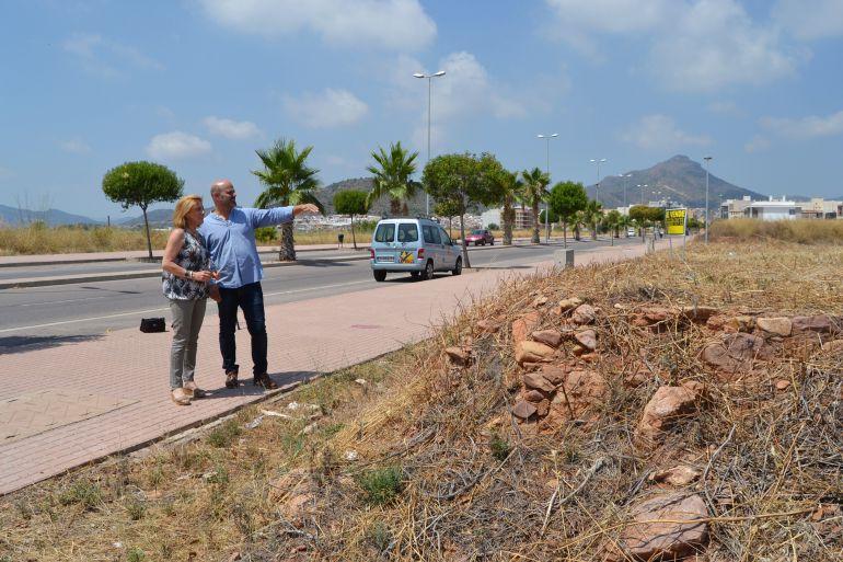VALL D'UIXÓ: La ciudad acondiciona los solares abandonados