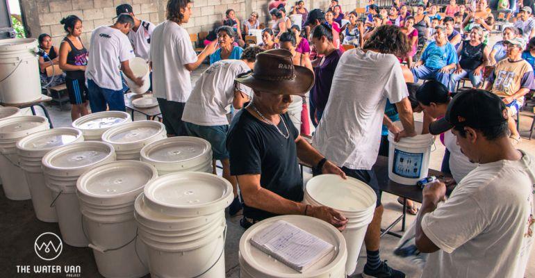 Ayuda en Acción se une a The Water Van Project, una iniciativa para facilitar el acceso a agua potable