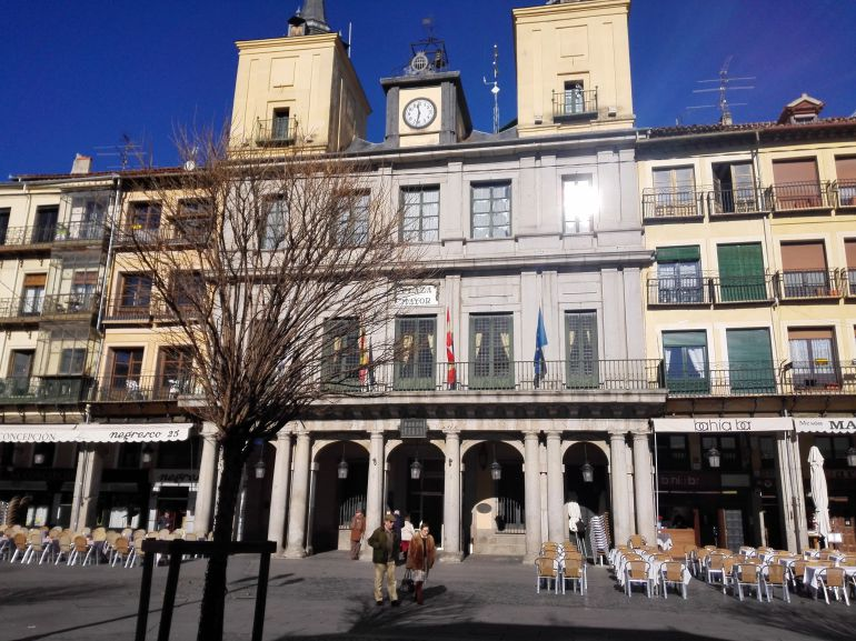 Si no hay acuerdo en el Ayuntamiento de Segovia, la plaza de Interventor saldrá a concurso