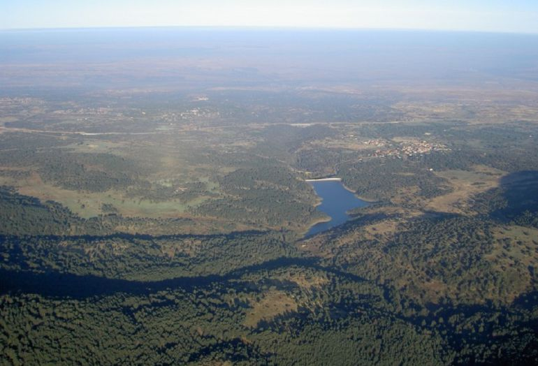 El hayedo de Riofrío de Riaza es uno de los espacios de referencia para el estudios de la flora peninsular.