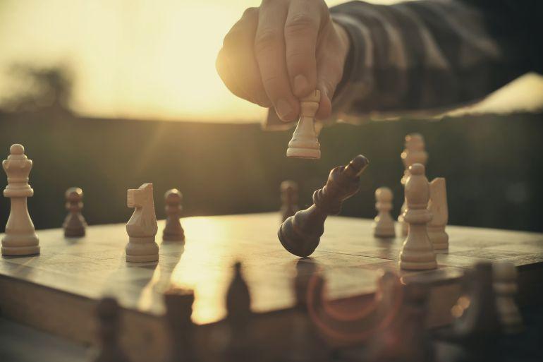 El ajedrez está de moda