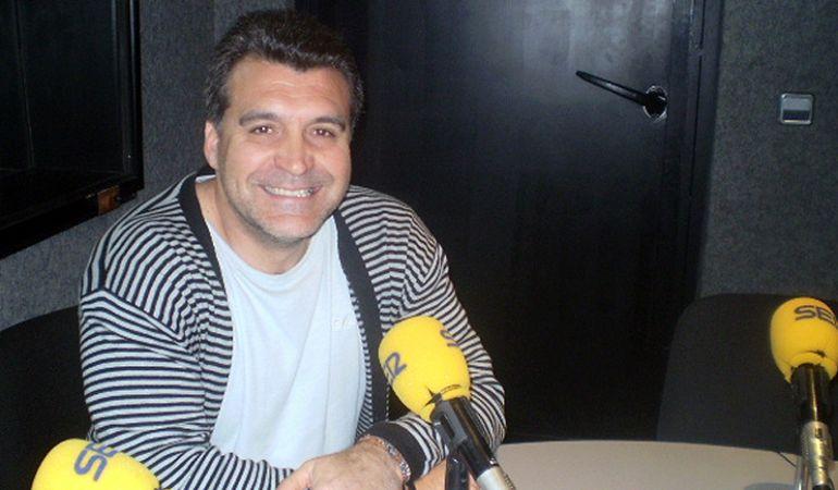 Javier Heras, portavoz de Ganemos Sanse