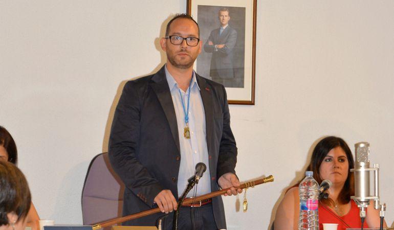 Faraldos dirigirá el Ayuntamiento los próximos dos años