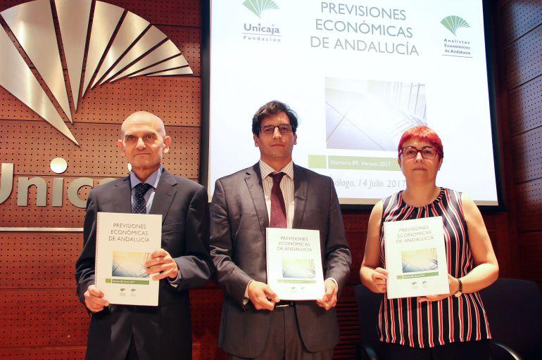 La economía de Málaga crecerá un 3,1 % este año según Unicaja Banco