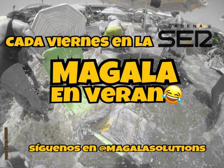 MÁLAGA HUMOR LIMASA MOSQUITO: Ferias y procesiones a gogó para espantar al mosquito tigre de Guadalmar