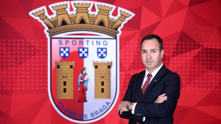 Antonio Salvador, presidente del SC Braga sobre Juankar, Ricardo Horta y el Málaga: El presidente del Braga sobre el trueque Juankar-Horta
