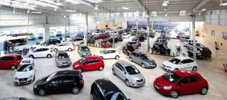 Desciende la venta de coches en Castilla-La Mancha durante la primera mitad del año un 3,9 %