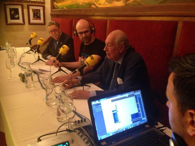 El exalcalde Ramón Escobar y el hostelero Alberto López comparten recuerdos de ese momento histórico en los micrófonos de A Vivir Segovia.