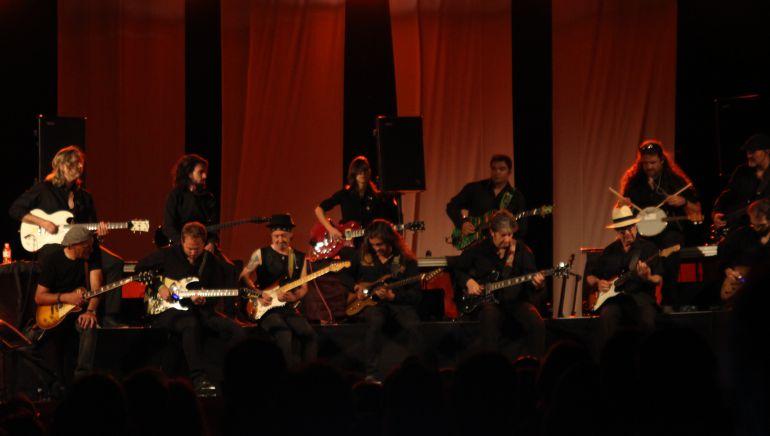 """Actuación de """"Sinfonity"""" en Aranda de Duero"""