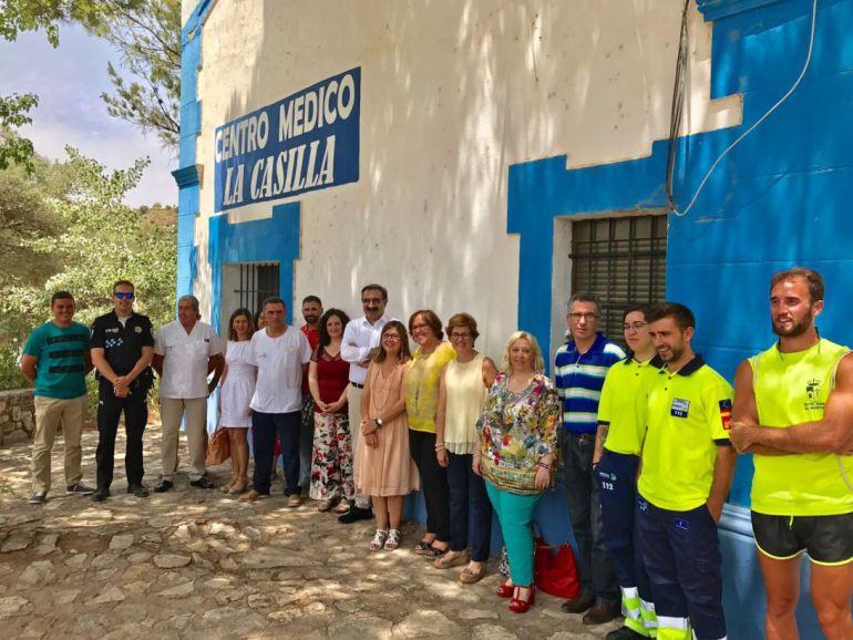 Castilla-La Mancha refuerza la asistencia sanitaria en las Lagunas de Ruidera