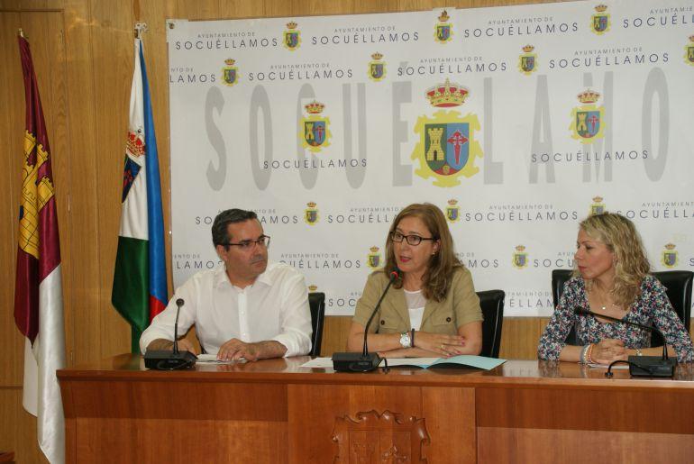 Promancha firma el contrato para el Centro Comarcal de Dinamización