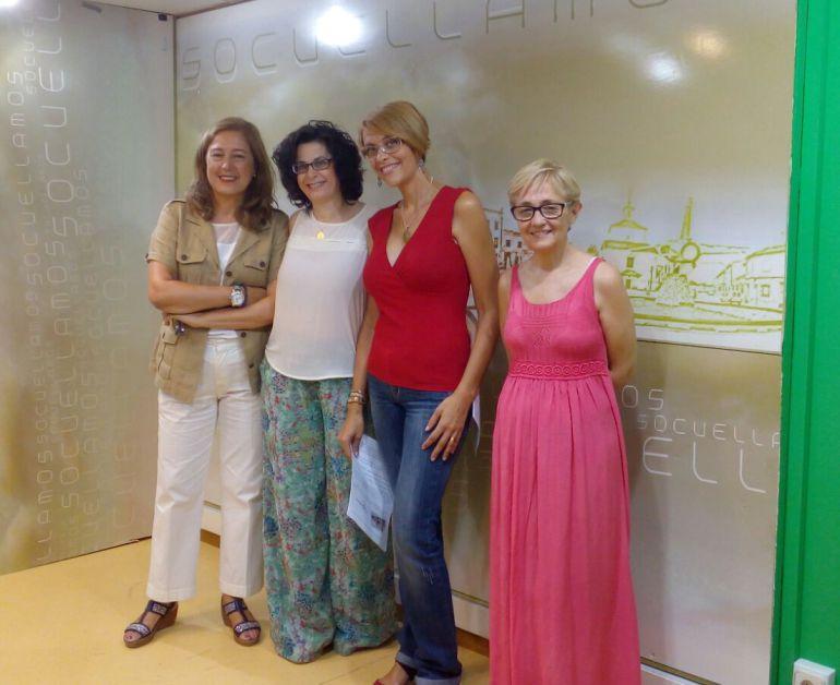 Las Supernenas buscan patrocinadores para hacer el Camino de Santiago