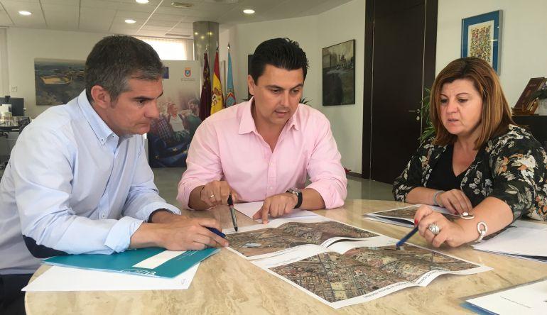 Nueva red de colectores y balsas de aprovechamiento para la recogida de aguas pluviales en San Javier