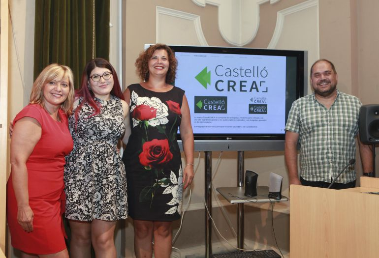 Presentación del proyecto Castellón Crea